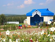 Санаторий Янган-Тау. Лечебно-оздоровительный комплекс