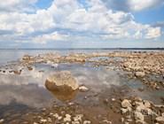 Финский залив в районе Сестрорецка