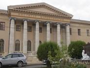 Здание Института Курортологии в Пятигорске