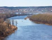 Река Кама, Татарстан