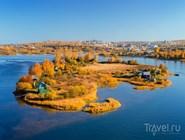 Осенние краски Ангары