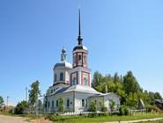 Кашин. Церковь Петра и Павла