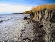 Река Волга в Ундорах Ульяновской области