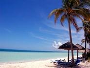 Пляж на Кайо-Гильермо