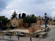 Венецианский монастырь в Айя-Напе