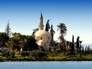 Мечеть Хала-Султан-Текке в Ларнаке
