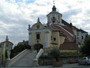 Церковь Бергкирхе с мавзолеем Гайдна