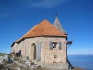 Церковь на горе Добрач
