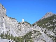 Вид на башню Fraele