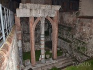 Древнеримские колонны