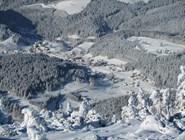 Курорт Лаккенхоф зимой