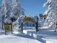 Деревня привидений на горе Gernkogel