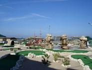 Мини-гольф в Златни-Пясыци