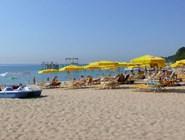 Песчаный пляж Златни-Пясыци