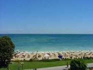 Пляж и набережная в Златни-Пясыци
