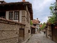 Архитектура болгарского возрождения в Банско