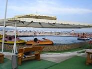 Детские развлечения на пляже Албены