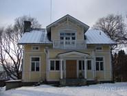 Деревянный дом в Эспо