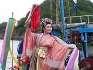 Один из фестивалей синто, Томо-но-ура, Внутренее Море