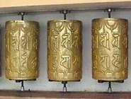 Буддистские молитвенные барабаны