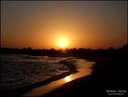 Восход над Simeto