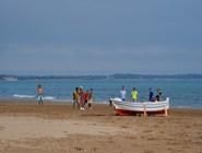 Песчаный пляж Pozzallo