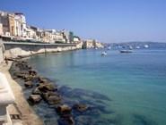 Море в Ortigia