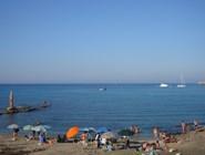 Пляж в Capo Passero