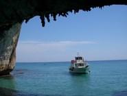 Море в Bue Marino