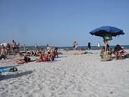 Пляж La Cinta