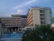 Отель Bibione Palace