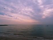 Морской пейзаж в Градо
