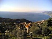 Санта-Маргерита: Вид на море с горы