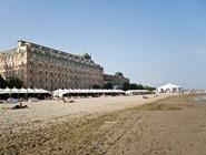 Городской пляж в Венеции