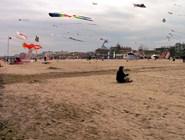 Цервия: воздушные змеи на пляже