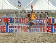 Цервия, пляж: пляжный спорт