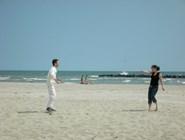 Теннис на пляже Lido Delle Nazioni