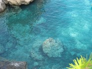 У островов Тремити очень прозрачная вода