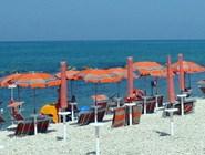 Абруцци, Адриатическое побережье, пляж