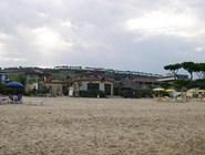 Пляж Pineto