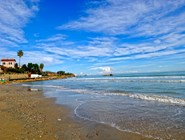 Пляж Spiagge Centrali