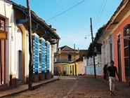 В Тринидаде прекрасно сохранилась архитектура прошедших столетий
