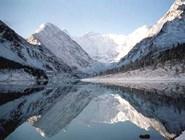 Белуха. Озеро Аккем