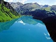 Талменье озеро