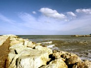 Море в Gabicce Mare