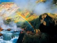 Долина гейзеров — это крохотный участок земли, насыщенный чудесами... Фото автора
