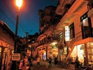 главная улица Сапы (фотографии Валерия Алексеева)