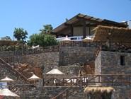 Пляжный бар отеля Elounda Village