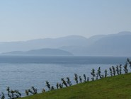 Вид на залив Мерабелон