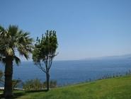 Спокойное море восточного побережья Крита